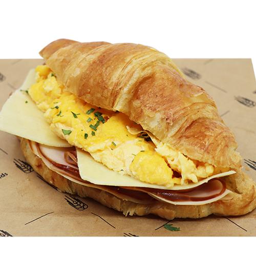 Egg & Ham Sandwich
